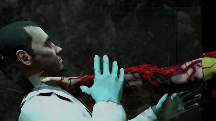 A presença de Carnificina no jogo é praticamente confirmada no trailer (Foto: Reprodução)