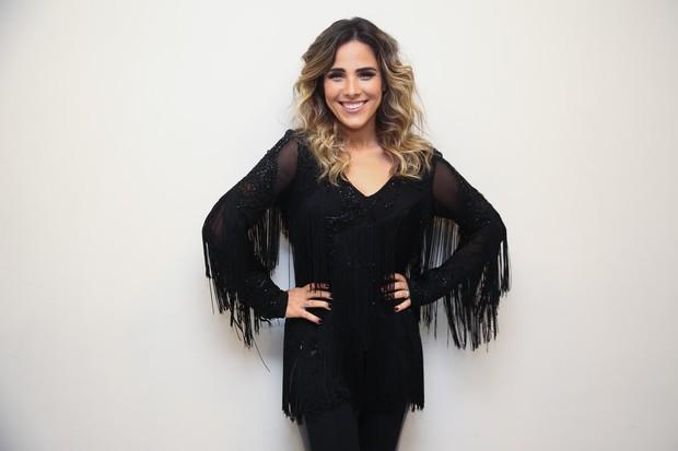 Wanessa em show em São Paulo (Foto: Manuela Scarpa/ Brazil News)