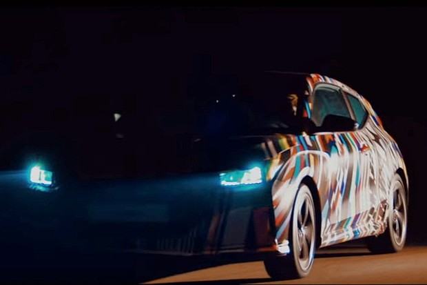 Novo Hyundai Veloster Teaser (Foto: Divulgação)