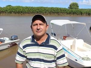 Agente de Turismo, Morais Brito (Foto: Ellyo Teixeira/G1)