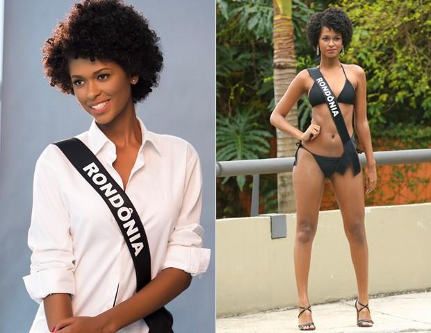 Miss Rondonia (Foto: Manuela Scarpa/Brazil News)