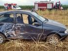 Jovem morre após carro bater contra poste em Lençóis Paulista