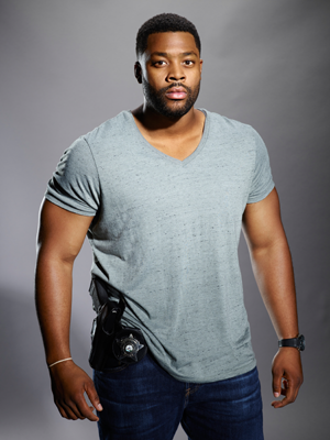 Kevin Atwater (LaRoyce Hawkins) (Foto: Chicago PD/Universal Channel)