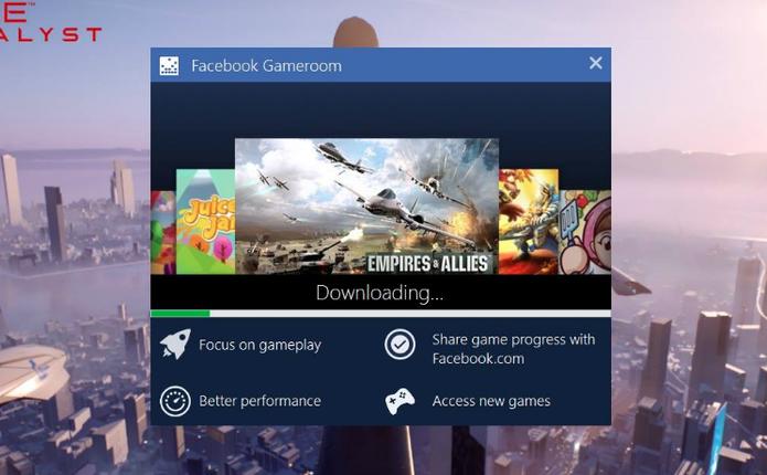 Como usar o Facebook Gameroom, nova plataforma de jogos grátis (Foto: Reprodução/Felipe Vinha)