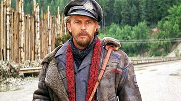 Kevin Costner em 'O Mensageiro' (1997) (Foto: Divulgação)