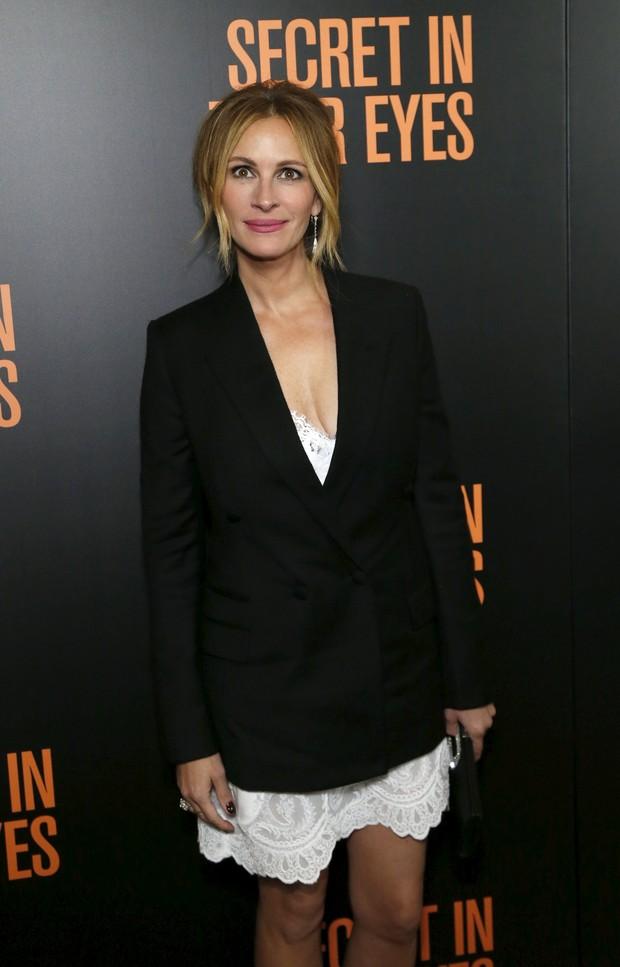 Julia Roberts em première em Los Angeles, nos Estados Unidos (Foto: Mario Anzuoni/ Reuters)