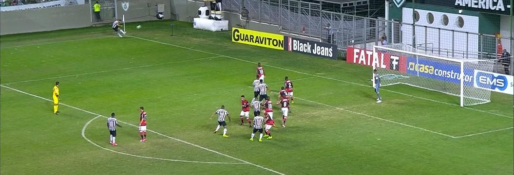 e23e802359 Atlético-MG x Flamengo - Copa do Brasil Sub-20 2017-2017 ...