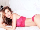 Gisele Bündchen posta foto de lingerie: 'Espero que vocês gostem!'