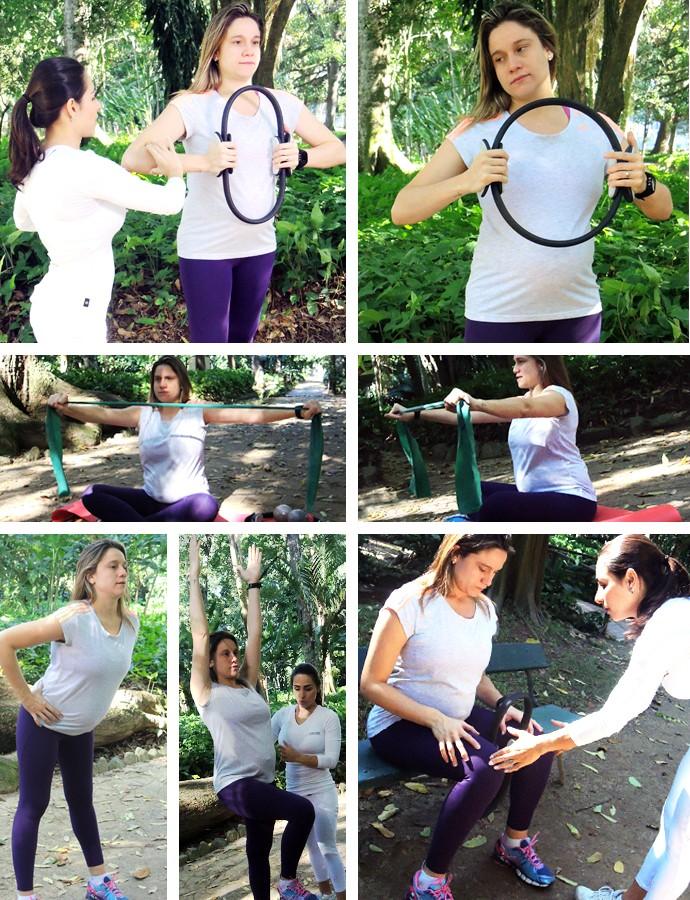 Pilates Mamãe Gentil Eu Atleta (Foto: EuAtleta.com)