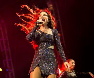 Em show dedicado a Anderson Silva, Ivete mostra que também é rainha no Sul