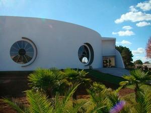 Casa do Povo, em Vacaria (Foto: Afrânio Scolaro/Divulgação, Prefeitura de Vacaria)