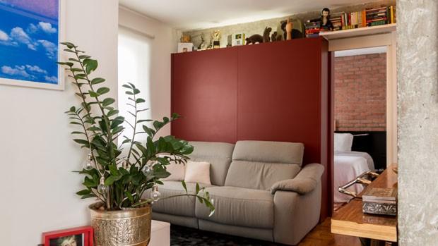 Rafael Primot abre seu apartamento em São Paulo (Foto: Filipe Mendel)