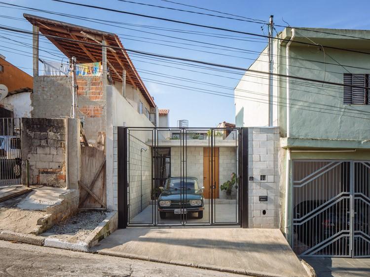 Casa na vila matilde sp fica entre melhores constru es do mundo poca neg cios brasil - Casa in canapa costo ...