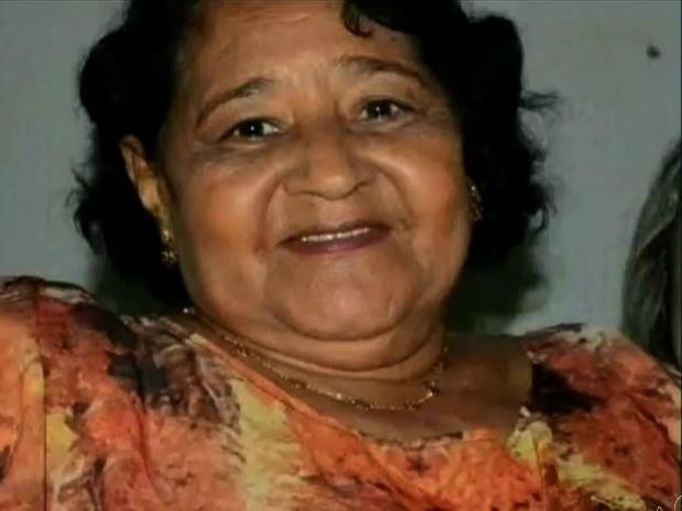 Francisca Dias tinha dificuldades na respiração e quadro foi agravado por falta de atendimento adequado (Foto: TV Verdes Mares/Reprodução)