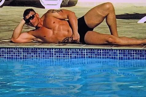 Cristiano quer voltar ao 'Big Brother Brasil' (Foto: Arquivo pessoal)