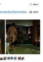 'Verdades Secretas': nudez de Raphael Sander ganha elogios na web