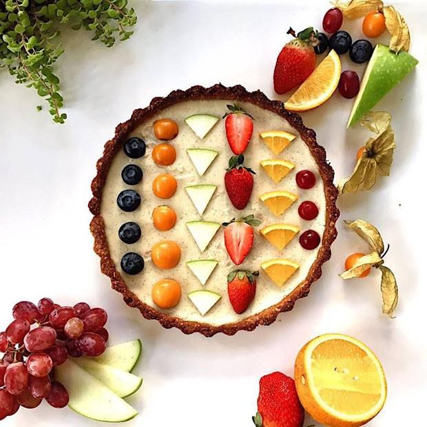 Torta de limão integral vegana: aprenda a receita saudável (Foto: Divulgação)
