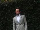 Antes de casar, Eduardo Sterblitch brinca: 'Estou maquiadíssimo'