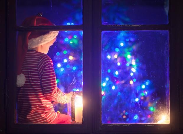 Manter o clima de Natal é importante para as crianças (Foto: Thinkstock)