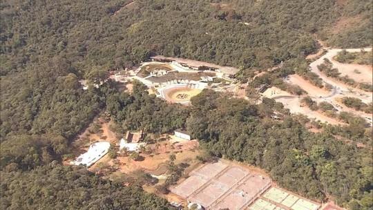 Parque da Serra do Curral é interditado por causa da febre amarela