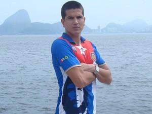 Getúlio Vargas, goleiro do Madureira (Foto: Gabriel Andrezo/Futrio)