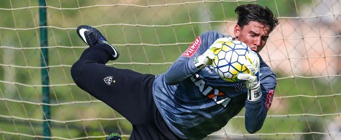 Uilson, goleiro do Atlético-MG (Foto: Bruno Cantini / Atlético-MG)