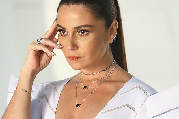 Giovanna Antonelli (Foto: Divulgação Rommanel)