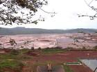 Vizinhos de barragens em Itabirito (MG) reclamam de insegurança