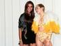 Famosos tietam Miley Cyrus no Brasil