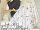 Jolie e Pitt vão doar US$ 5 milhões que receberam por fotos do casamento
