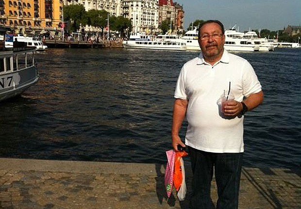 O lobista Zwi Skornicki, apontado como operador de propinas pela Operação Lava Jato (Foto: Reprodução/Facebook)