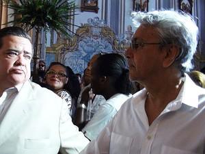 Caetano Veloso (Foto: Lílian Marques/G1)