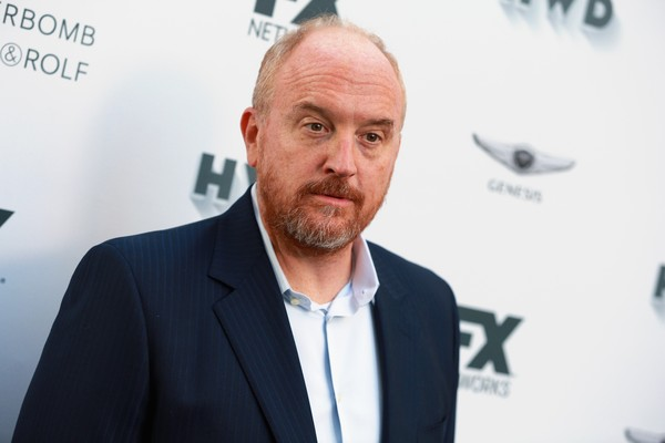 O comediante Louis C.K (Foto: Getty Images)