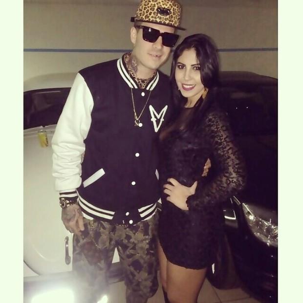 Mateus Verdelho também foi um dos relacionamentos famosos de Vanusa Hoppe (Foto: Reprodução/Instagram)