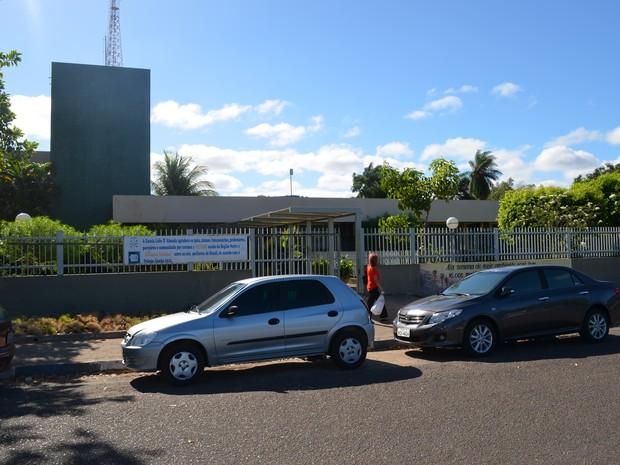 Seed afirma que falta professor de física na escola Lobo D'Almada já foi solucionada (Foto: Vanessa Lima/G1 RR)