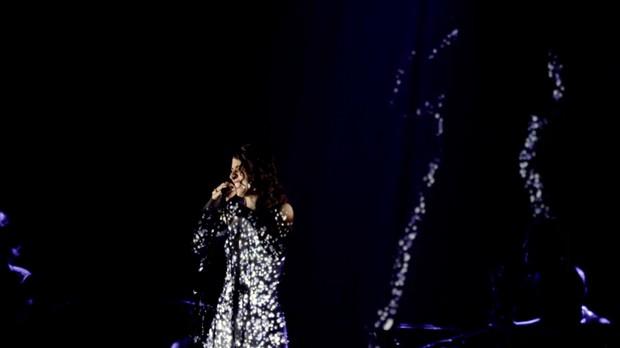 Marisa Monte no show 'Verdade Uma Iluso' (Foto: Divulgao)