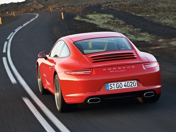 Porsche 911 Carrera (Foto: Divulgação)