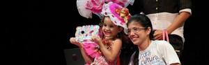Concurso infantil de fantasias distribui R$ 8 mil em prêmios (Girlene Medeiros /G1 AM)