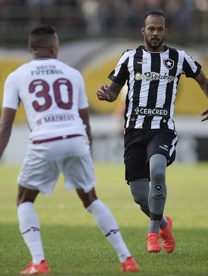 Bruno Silva Botafogo x Fluminense (Foto: ANDRÉ FABIANO/CÓDIGO19/ESTADÃO CONTEÚDO)