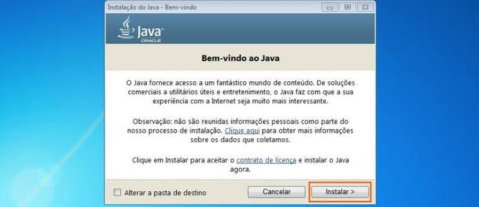 java machine windows 7