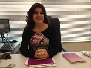 Promotora Acre (Foto: Veriana Ribeiro/G1)