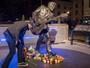 Fãs prestam homenagens a Chuck Berry após morte do músico