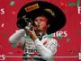 Rosberg domina Hamilton, vence no México e retoma vice-liderança da F-1