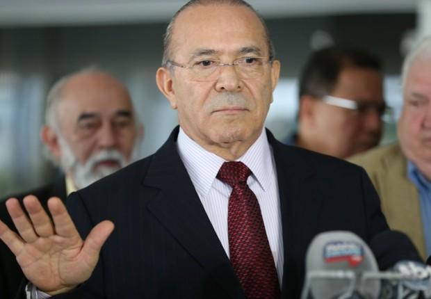 O ministro-chefe da casa Civil, Eliseu Padilha (Foto: Valter Campanato/Agência Brasil)