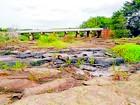 Polícia Ambiental lacra 90 bombas de irrigação em rio do Norte do ES