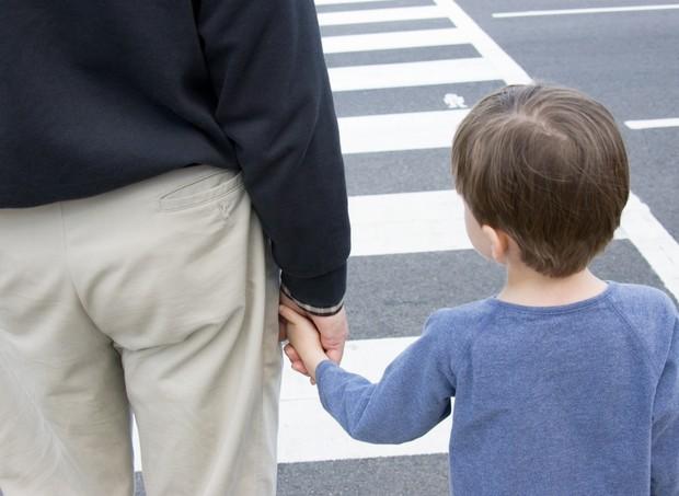 Trânsito: a responsabilidade é tanto dos motoristas como dos pedestres (Foto: Thinkstock)