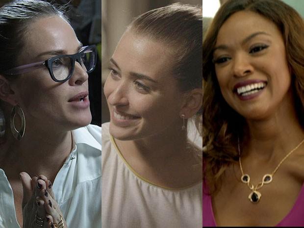 Brincos e colar, as peças caíram no gosto das mulheres de Império (Foto: Gshow/TVGlobo)