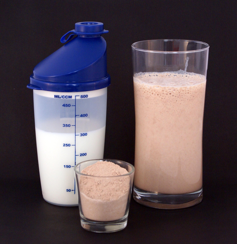 whey-protein-suplemento (Foto: Creative Commons/Sandstein)
