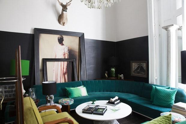 Top 10 Salas verdes (Foto: Reprodu)