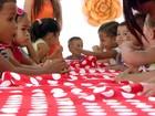 Crianças de Janaúba voltam às aulas após tragédia em creche
